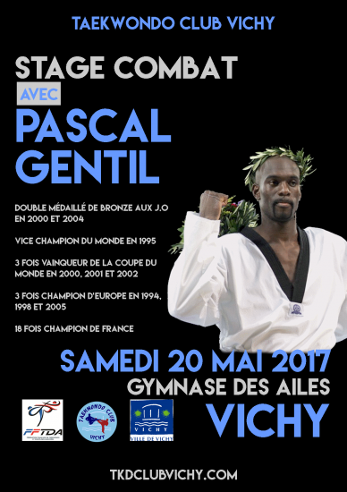 Stage pascal gentil 1